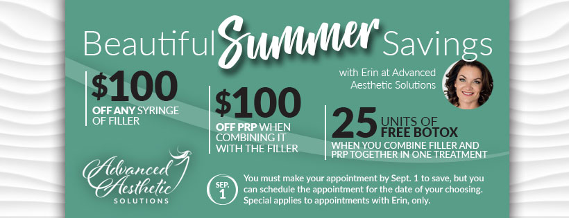 Beautiful Summer Savings