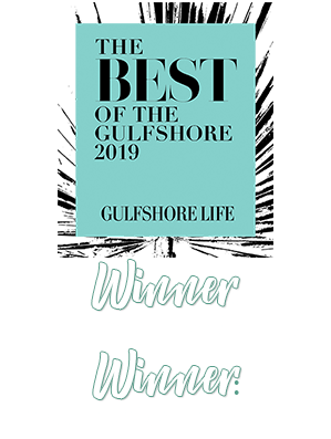 WINNER: Best Facial – Lee County WINNER: Best MedSpa – Lee County